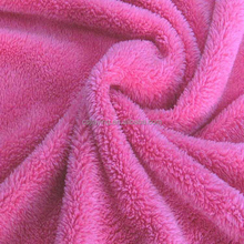 Suzhou knitted 100% polyester Sherpa Coat ,Home Textile,blankets Fleece Fabric