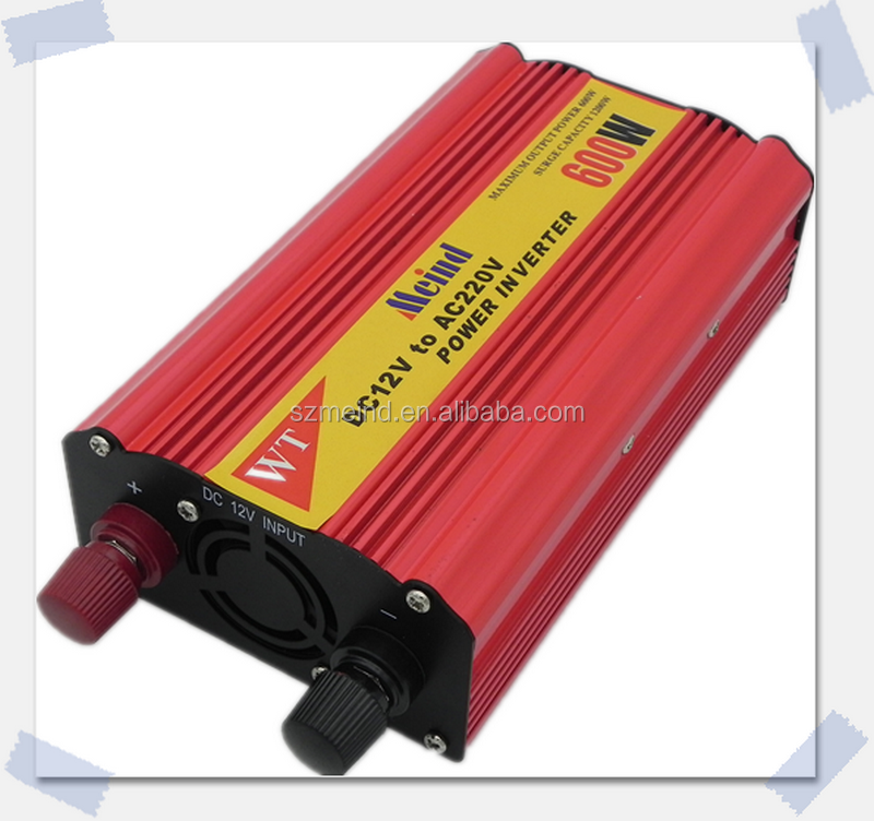 China supplier Full power hot sales 600w solar Inverter dc inverter 600w inverter Euro plug
