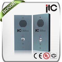 ITC T-6716 TCP IP Intercom Emergency Call Device for ATM