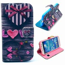 Leather Wallet Phone Case Cover For Alcatel One Touch 6043D Maker