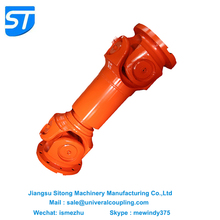 cardan shaft transmission parts Cross Universal Coupling flexible coupling Heavy-duty Machinery joint coupling