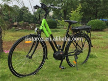 2016 Hot selling Cheap battery powered 250W city electric bike RSEB512