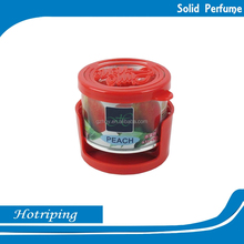 Newly Products Solid Gel Perfume Long Lasting Air Freshener Liquid Wick
