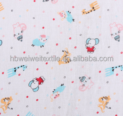 sleepy baby diaper Cotton Printing Double Layers Gauze Cloth Baby Diaper