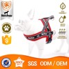 OEM Service Fabric Air Mesh Nylon Dog Harness Wholesale Vest Pattern Dog Apparel Supplier