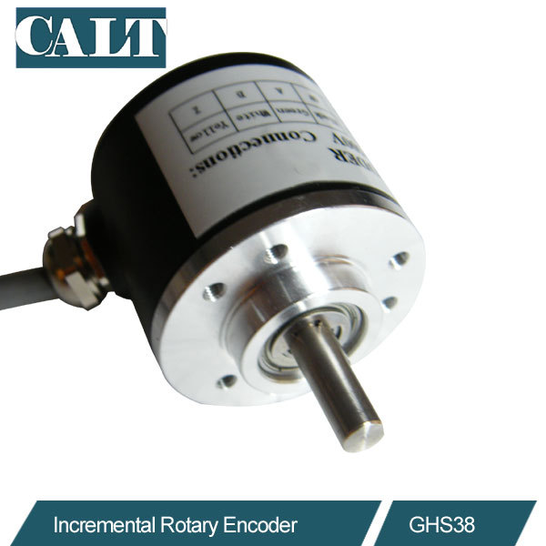 Custom incremental rotary encoder instead of Omron E6B2-CWZ6C 3000P/<strong>R</strong>