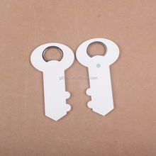 key shape bottle opener/beer bottle opener/bottle opener keychain