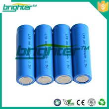 2015 new leader 1.5v Li-fe battery