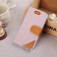 Popular manufacture genuine leather case for iphone5