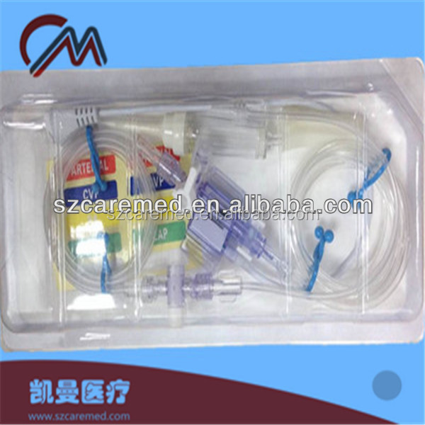 Disposable IBP Transducer,Invasive Blood Pressure Cable for Medex