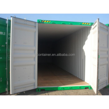 CSC Certification HC Dry Cargoes Shipping Container with Metal Floor