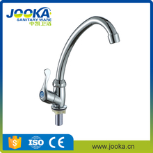 Construction Sanitary single lever pull down plastic kitchen water tap