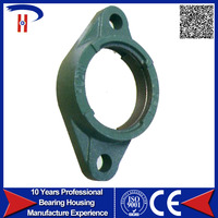 High level good quality stainless steel large oval flange bearing house for machine
