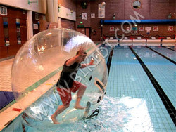 Giant inflatable clear water walking ball rental price