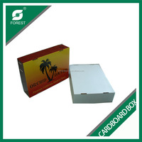 COLOR PRINTED CARDBOARD GIFT BOX WITH VANISHED OIL GIFT BOX