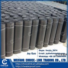 8mm plastic HDPE dimple drainage board PE drain sheet