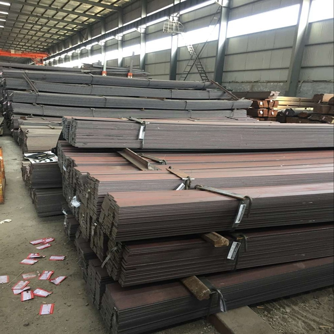 Prime Quality aisi 4140 carbon alloy steel flat bars/ c45 steel specification from factory