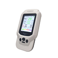 Color LCD screen Display and Natural Diffusion Multi gas analyzer