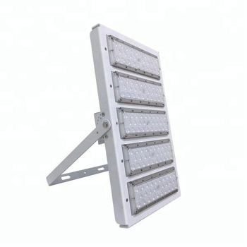 160lm/w led flood light 200w modular led flood light for basketball/tennis court lighting