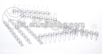 0.2ml thin wall PCR Tubes