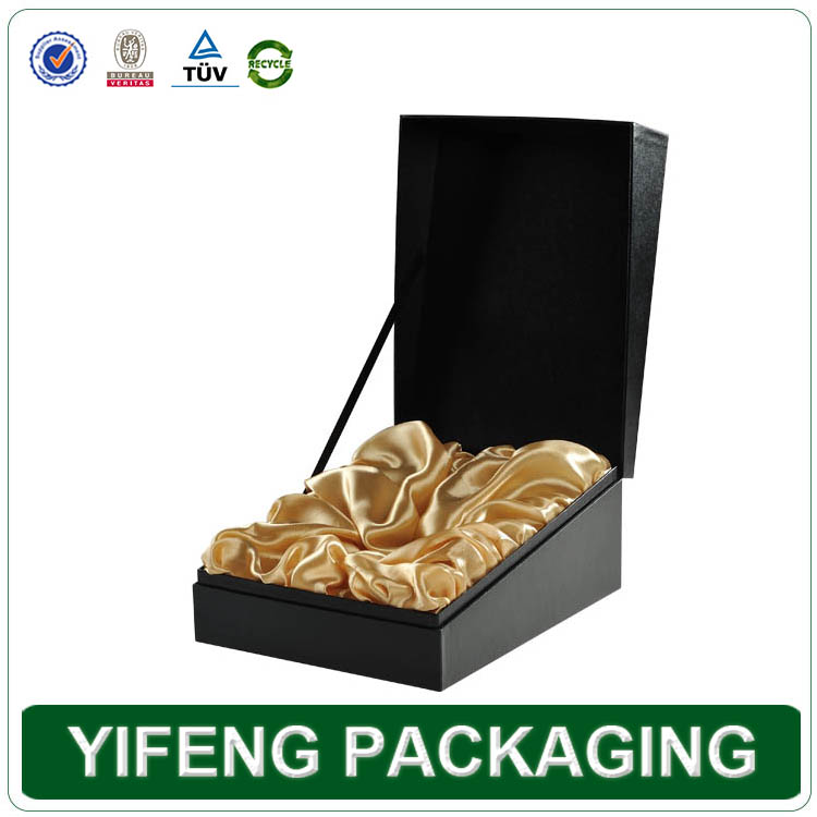 Promotional recycled customized cardboard wine box factory price