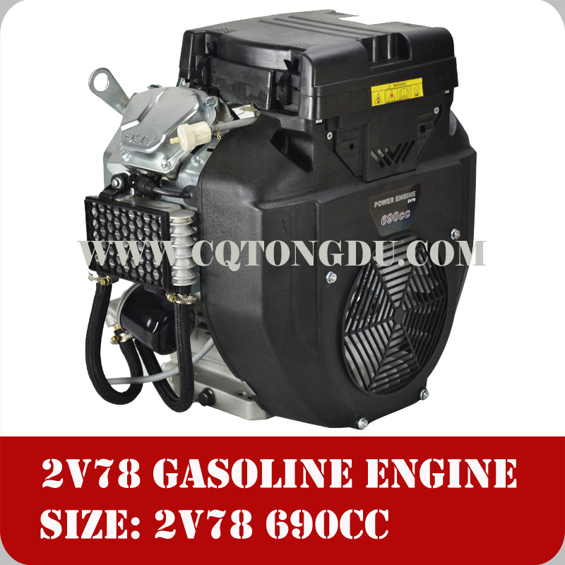 honda engine gx690 2v78f 2 cylinder v-twin 20.0hp gasoline engines