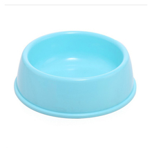 Best price dog drink food cheap plastic bottle bowls pet feeder
