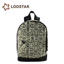 High Quality 2015 Factory Low Price Light Weight Modern School Bags for Girls Wholesale