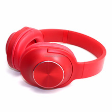 Premium bluetooth wireless headphones with built in microphone and noise cancelling hands free talk