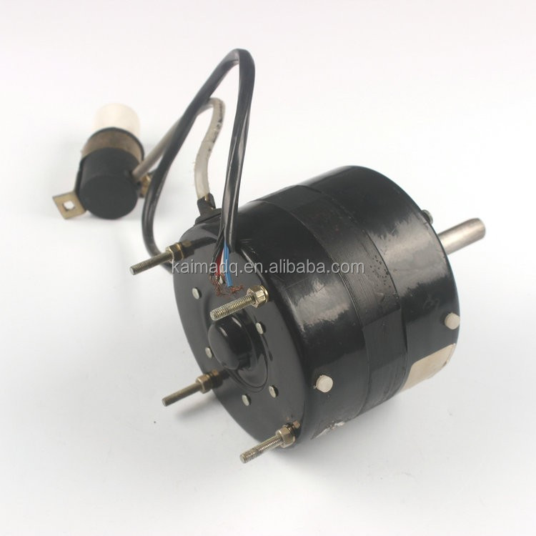 High Quality customized high rpm 80-120W ac fan air cooler motor specification