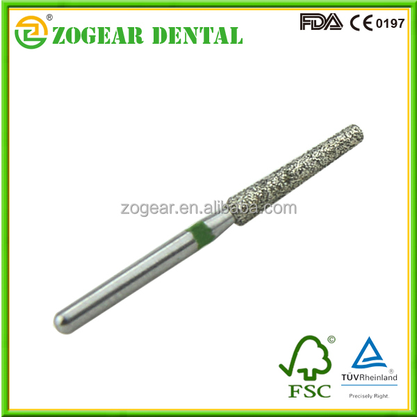 ZOGEAR Sharp dental diamond bur