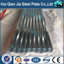 Chinese cheap zinc corrugated steel sheet/ corrugated sheet Roofing