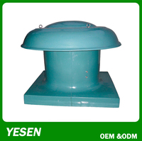 Hot selling roof ventilation axial flow fan