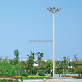 400w led high mast light for square