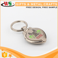 Beautiful design custom key carabiner keychain