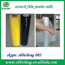 CE Certified trasparent plastic film roll