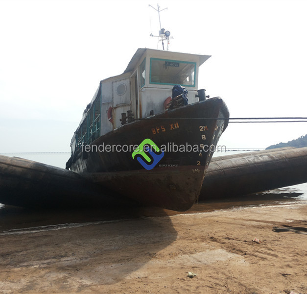 Natural rubber marine ship rolling fender with various specifications