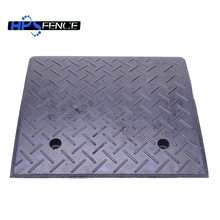 Rubber material highway vehicles plastic wheel chock