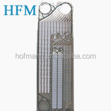 Equal with Schmidt sigma26/sigma27 plate heat exchanger plate & gaskets shanghai
