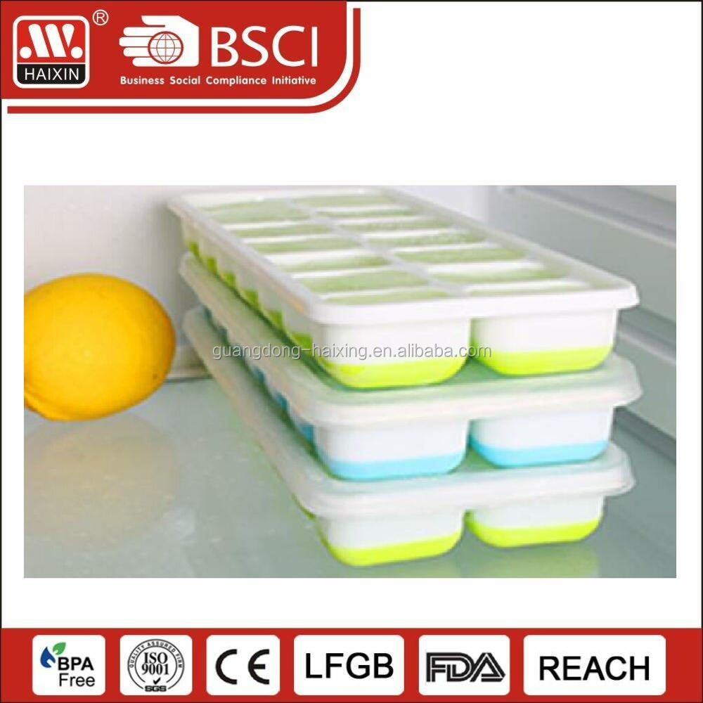 new plastic disposable 3-compartment food container microwave compartment lunch box