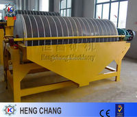 Competitive Price Iron Ore/Sand Dry Magnetic Separator With Best Quality
