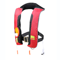 Double chamber solas automatic inflatable life jacket for marine