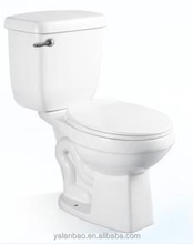 high quality siphonic two-piece closet ceramic toilet G-MJ891 made in Chaozhou China