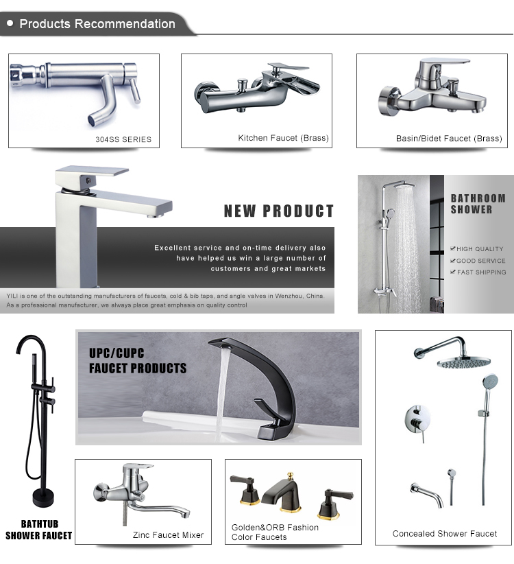 YL-588911 Fasion Chrome Mixing Brass Tap Faucet Wholesale