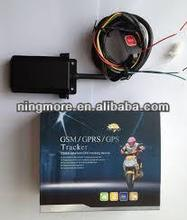 Motorcycle GPS Tracker with engine stop GPS304 vehicle tracking for electric bicycle