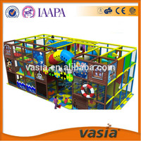 China manufacturer used indoor playground equipment sale