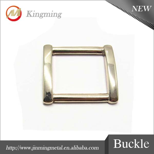 Factory Direct Sale Metal Square Ring Belt Buckle