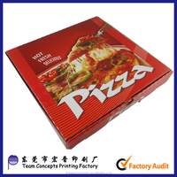 Customized Printing Cartons Pizza Box