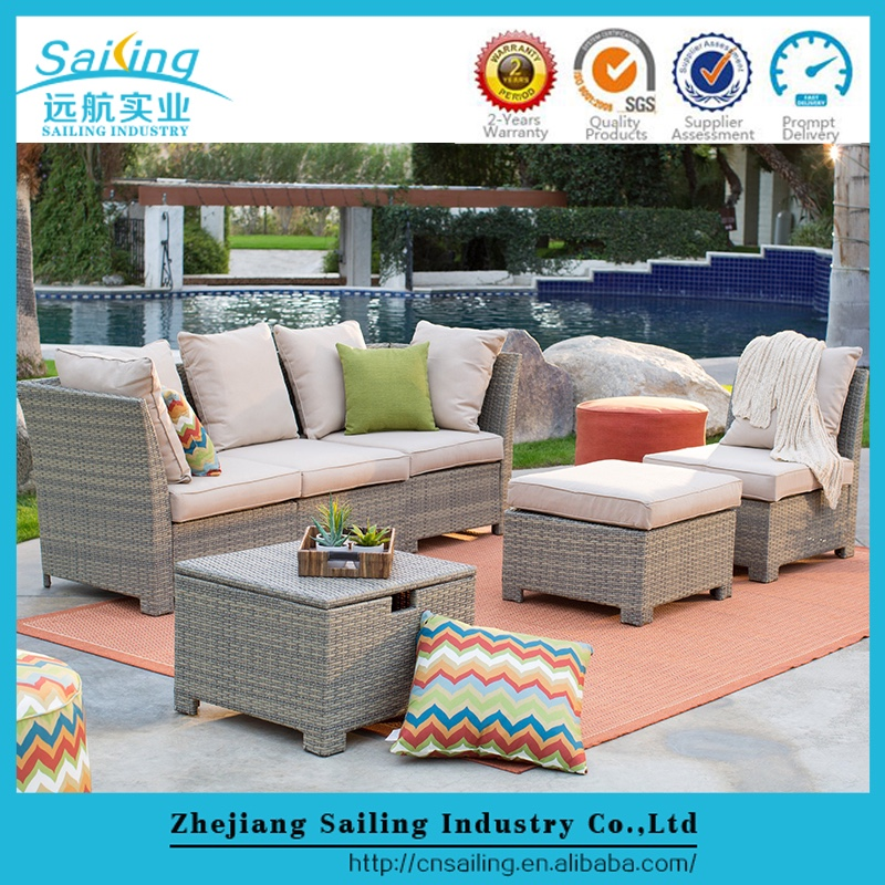 Factory direct wholesale popular outdoor waterproof used for Wholesale patio furniture