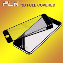 Factory Supply Japan Material 3D Curved Tempered Glass Screen Protector, Anti Fingerprint Screen Ward For iPhone 7/